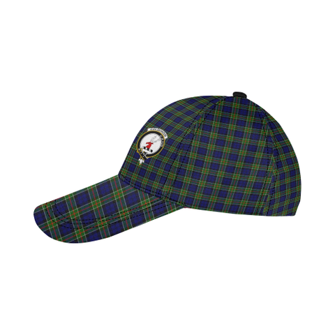 Colquhoun Modern Clan Badge Tartan Dad Cap - BN03