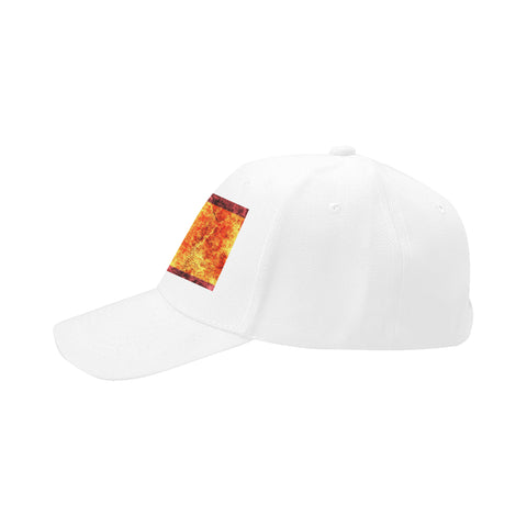 Image of SPAIN FLAG DAD CAP A1