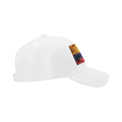 COLOMBIA FLAG DAD CAP A1