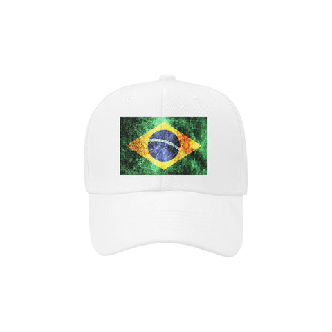 Image of BRAZIL FLAG DAD CAP A1