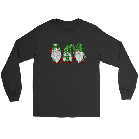 Tartan Gnomies Galloway Clans T-Shirt , Gnomies, Tartan Hoodie, Tartan Long Sleeve - Love The World
