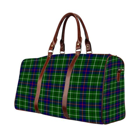 Tartan Canvas Bag - Duncan Modern | Scottish Travel bag | 1sttheworld