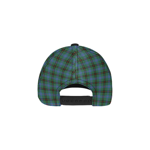 Image of Davidson Ancient Clan Badge Tartan Dad Cap - BN03