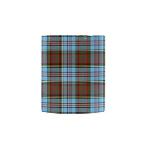 ANDERSON ANCIENT TARTAN QUOTE WHITE MUG HJ4