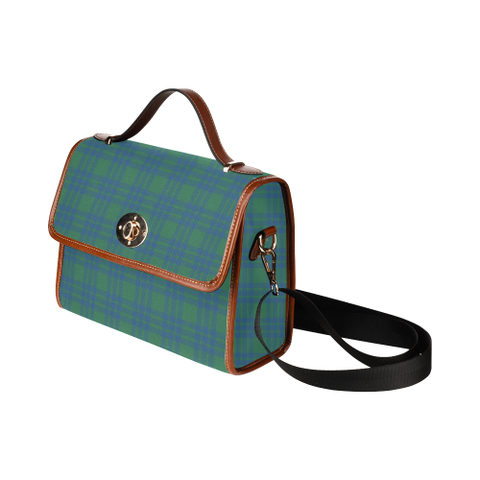 Montgomery Ancient Tartan Plaid Canvas Bag | Online Shopping Scottish Tartans Plaid Handbags