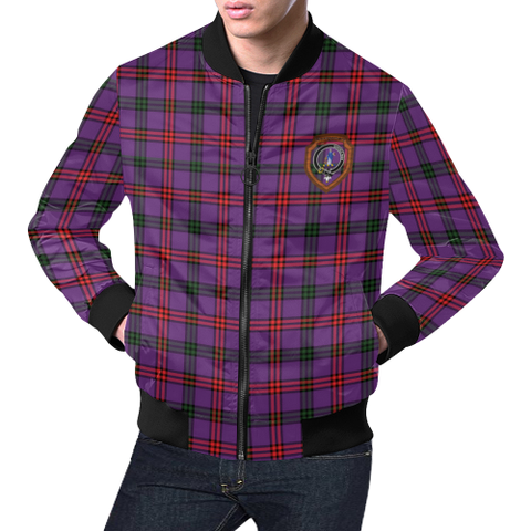 Montgomery Tartan Bomber Jacket | Scottish Jacket | Scotland Clothing
