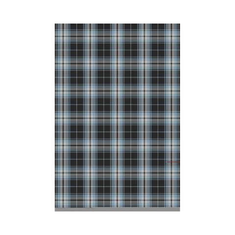 Image of Glasgow Warriors Tartan Flag K9 |Home Decor| 1sttheworld