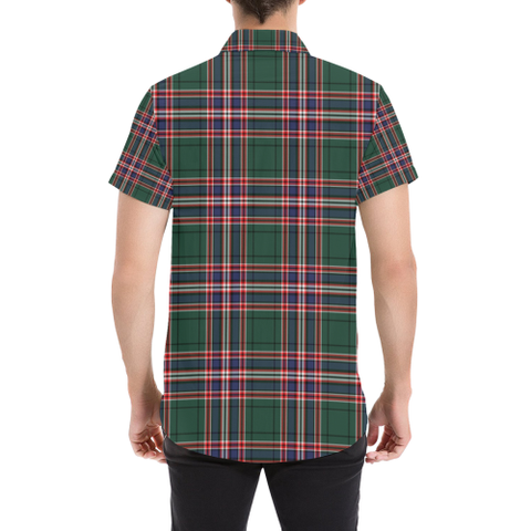 Tartan Shirt - Macfarlane Hunting Modern | Exclusive Over 300 Clans and 500 Tartans