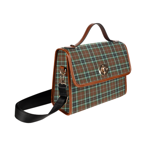 Thomson Hunting Modern Tartan Plaid Canvas Bag | Online Shopping Scottish Tartans Plaid Handbags