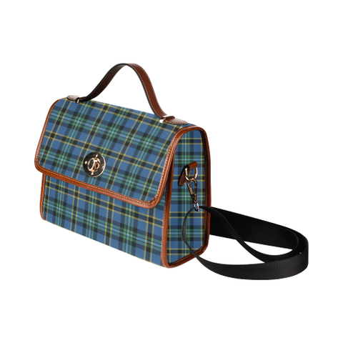 Weir Ancient Tartan Plaid Canvas Bag | Online Shopping Scottish Tartans Plaid Handbags