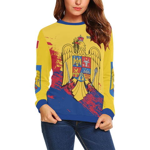 Image of Romania Special Sweatshirt | Special Design | High Quality