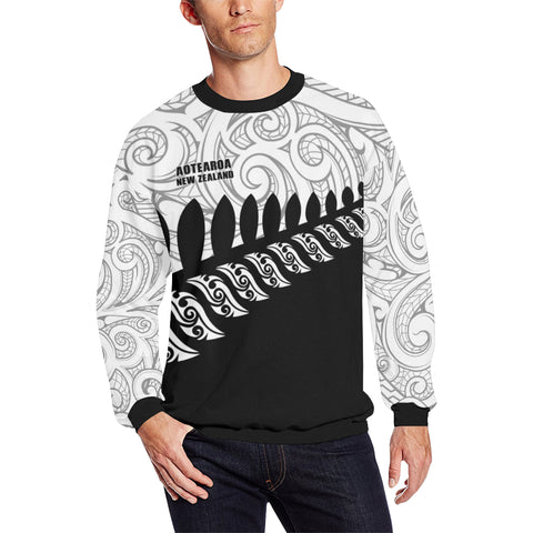 New Zealand - Aotearoa 2Nd Sweatshirt A6 |Men and Women| Love The World