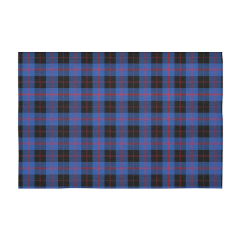 Angus Modern Tartan Tablecloth |Home Decor