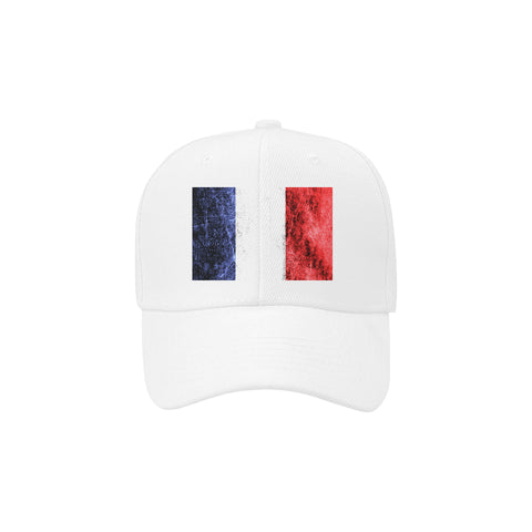 Image of FRANCE FLAG DAD CAP A1