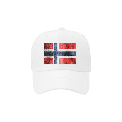 Image of NORWAY FLAG DAD CAP A1