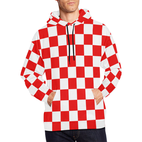 Croatia NN9 All Over Print Men Hoodie NN9