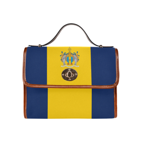 Madeira Flag Waterproof Canvas Bag | Love Madeira | Hot Sale