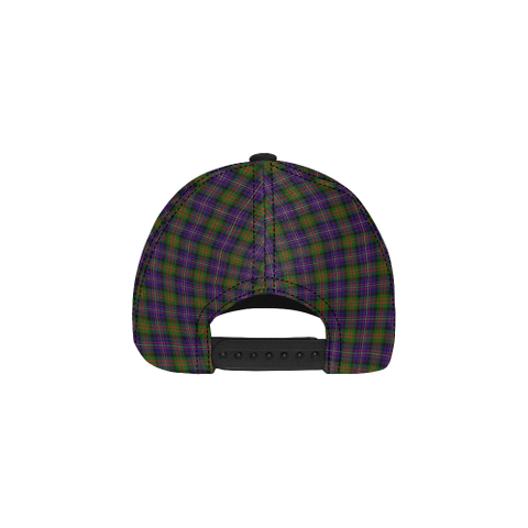 Image of Cameron of Erracht Modern Clan Badge Tartan Dad Cap - BN03