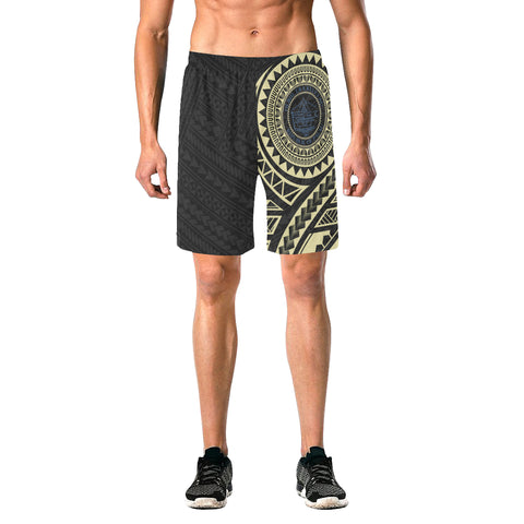 Palau Polynesian Tattoo Beach Short | Hot Polynesian
