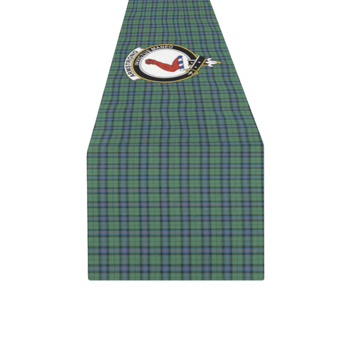 Image of Armstrong Ancient Tartan Table Runner - BN04