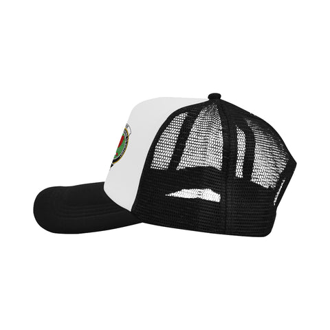 Currie (Or Curry) Tartan Trucker Hat K7