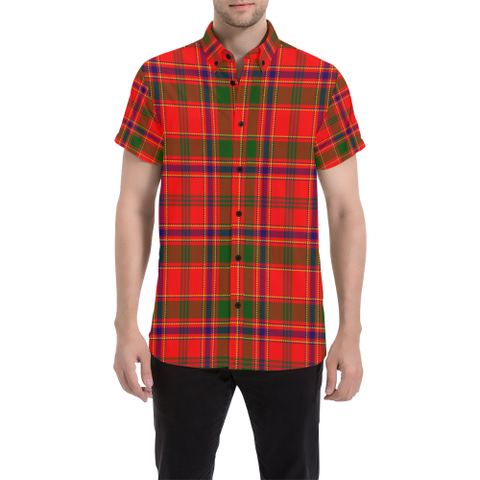 Image of Tartan Shirt - Munro Modern | Exclusive Over 300 Clans and 500 Tartans