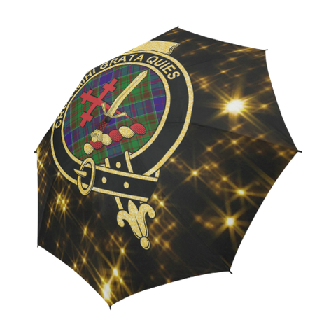 Adam Tartan Umbrella Golden Star