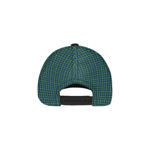 Lyon Clan Clan Badge Tartan Dad Cap - BN03