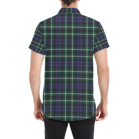 Tartan Shirt - Graham Of Montrose Modern | Exclusive Over 300 Clans and 500 Tartans