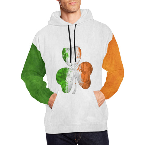 IRELAND FLAG  ALL OVER PRINT HOODIE A1