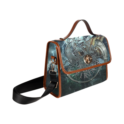 Viking Odin Waterproof Canvas Bags Z4