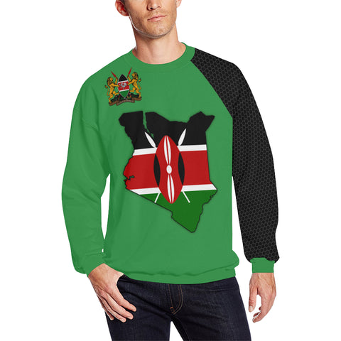 Kenya Map Special Sweatshirt | High Quality | Hot Sale