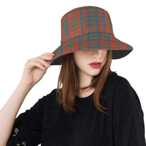 Matheson Ancient Tartan Bucket Hat