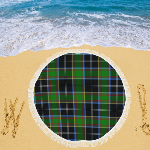 WEBSTER TARTAN BEACH BLANKET th8