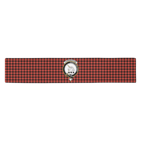 Cunningham Modern Tartan Table Runner - BN