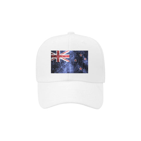 Image of NEW ZEALAND FLAG DAD CAP A1