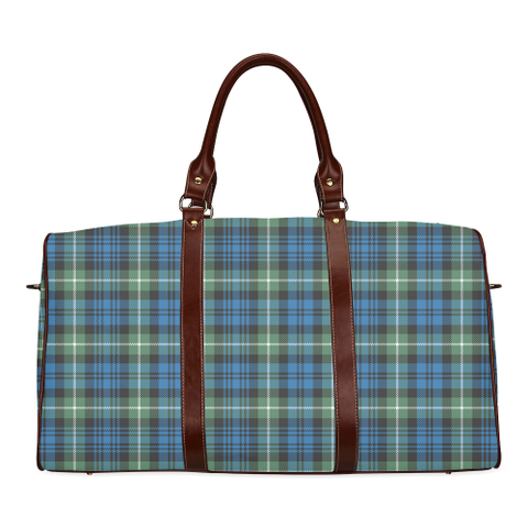 Image of Tartan Canvas Bag - Lamont Ancient | Scottish Travel bag | 1sttheworld