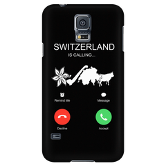 SWITZERLAND IS CALLING PHONE CASE C1
