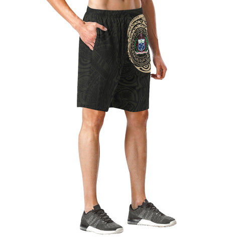 Image of Samoa Polynesian Beach Shorts | Polynesian Clothing | Hot Sale