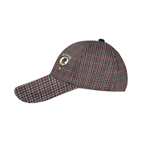 Borthwick Ancient Clan Badge Tartan Dad Cap - BN03