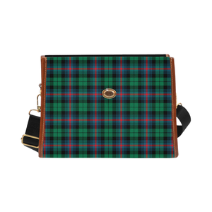 Urquhart Broad Red Ancient Tartan Plaid Canvas Bag | Online Shopping Scottish Tartans Plaid Handbags
