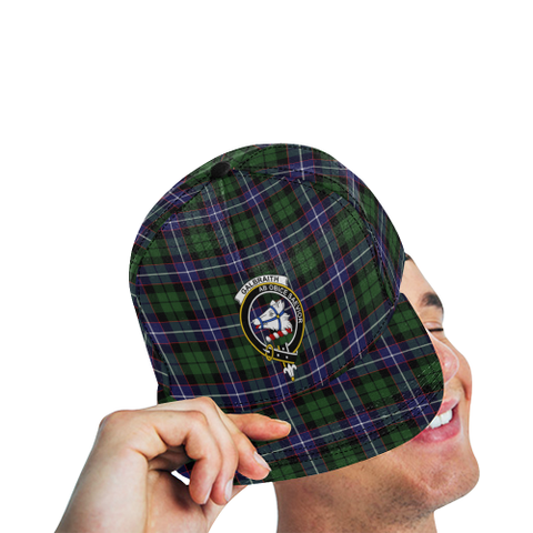 Image of Galbraith Modern Tartan Hat - All Over Print Snapback Hat TH8