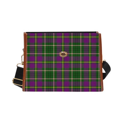 Taylor Tartan Plaid Canvas Bag | Online Shopping Scottish Tartans Plaid Handbags