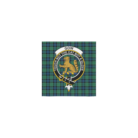 Graham of Menteith Ancient Tartan Towel Clan Badge | 1sttheworld.com