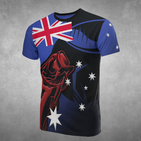 Image of Australia Fish T-shirt - BH