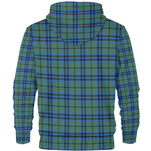 Image of Falconer Clan Tartan Zip Hoodie | Men & Women | Clothing