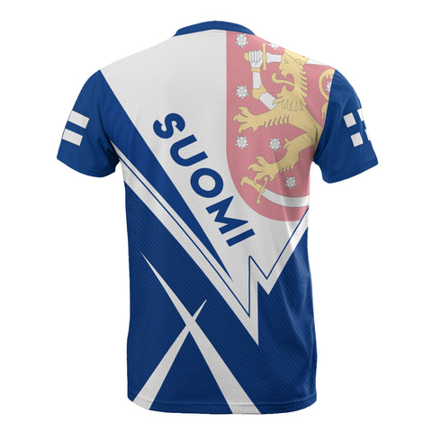 Image of Finland T-Shirt - Unity Version - BN04
