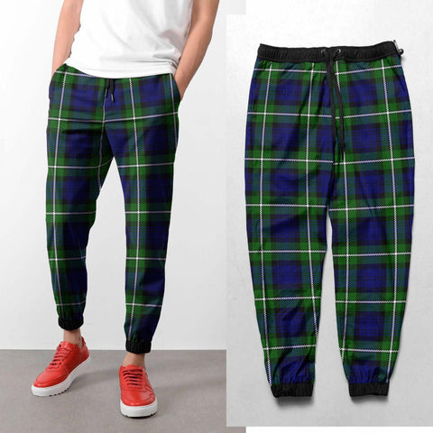 Image of Tartan Sweatpant - Forbes Modern | Great Selection With Over 500 Tartans