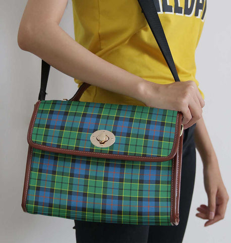 Tartan Bag - Forsyth Ancient Canvas Handbag A9