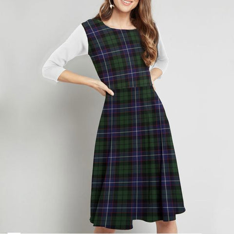Image of Tartan Sundress - Galbraith Modern | Women Clothing | Love The World